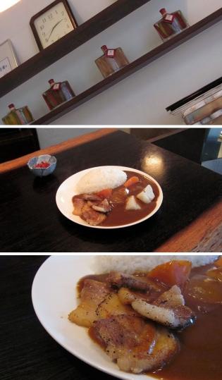 キッチンPOCO(ポコ)、ポークカレー2