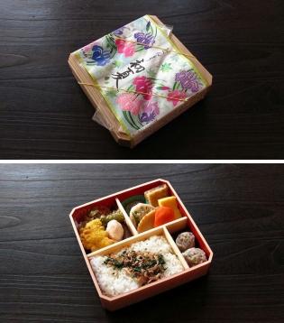 崎陽軒、お弁当初夏(季節限定)(2014年)3