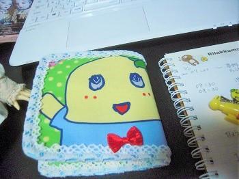 ふなっしー財布 (2)