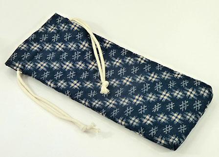 ソフィル-e 巾着袋 絣