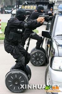 武装警察118