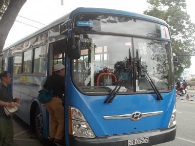 路線バス1番5