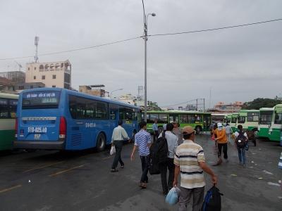 路線バス1番4