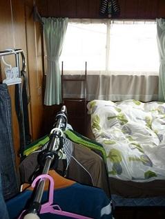 中井邸 寝室 ビフォー1