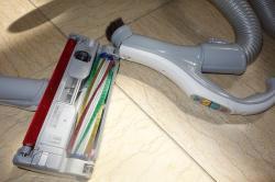 掃除機の掃除 アフター1