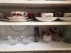 資料用写真 キッチン 食器棚
