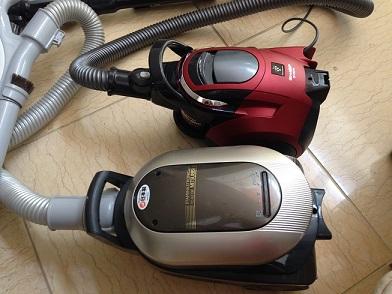 掃除機 新旧2