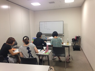 2級認定講座 2014.9