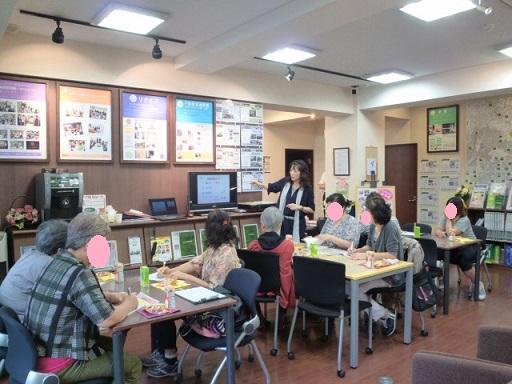 住まいるカフェ セミナー 2014.9 3