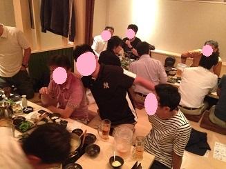 赤坂飲み会2