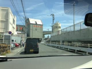 小田原港付近