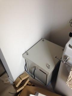 分電盤撤去BOX
