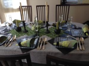 コラボレッスン マリー先生のテーブル1
