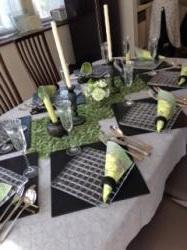 コラボレッスン マリー先生のテーブル2