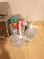 食器・調理具ゴミ