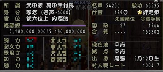 Nol14071604対人レート
