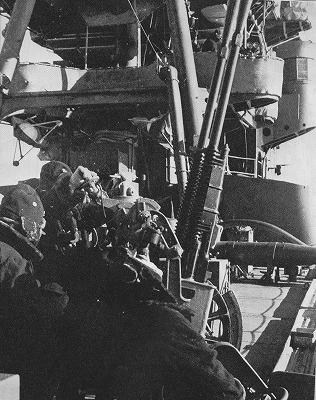 海軍の25ミリ連装機銃