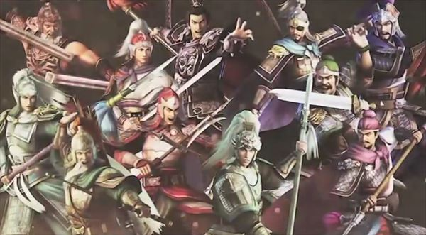 三国志-武将