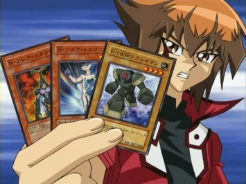 Yu-Gi-Oh GX 180 - The True Graduation Duel! Juudai VS the Legendary Duelistavi_000842967
