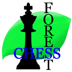 Chess Forest ロゴ
