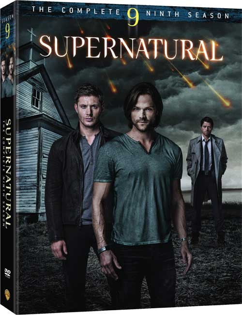 Supernatural pictures supernatural season 9 dvd dvdyysource voltagebd Image collections