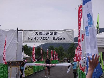 忠別湖20140803-3