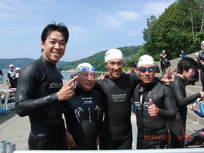 忠別湖20140803-8