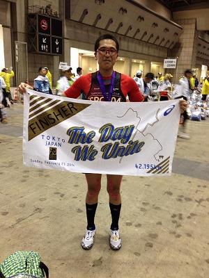 東京マラソン2014-4