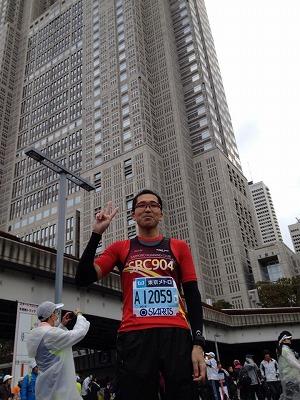 東京マラソン2014-2