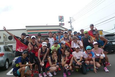 道マラ試走2014-9