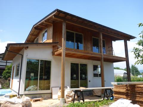 瀬戸漆喰の家
