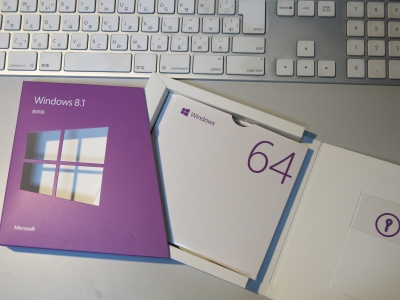 Windows8.1インストールディスク