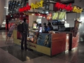 デリー空港 売店