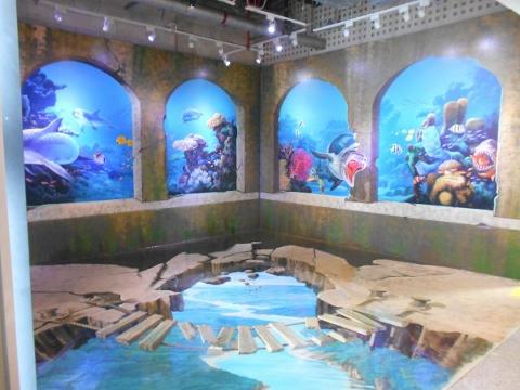 バンコク アートインパラダイス3D画像