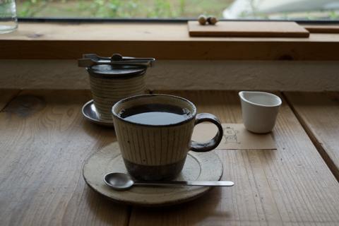 teapot コーヒー