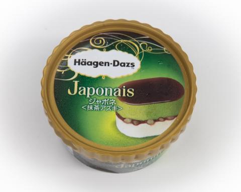 ハーゲンダッツ抹茶あずき