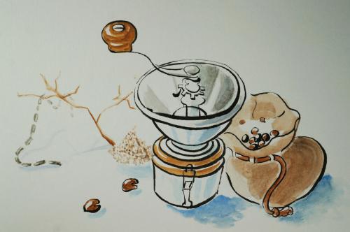 コーヒー豆