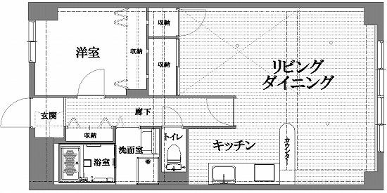 M様邸改装図面20140709
