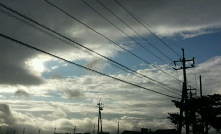 140710_夕方の空