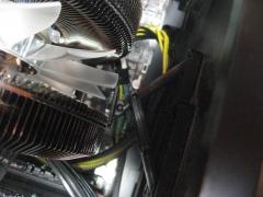 CPUクーラー 支持台