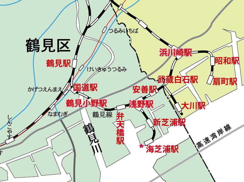 海芝浦図33