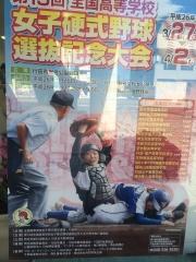 行田市 女子高校野球