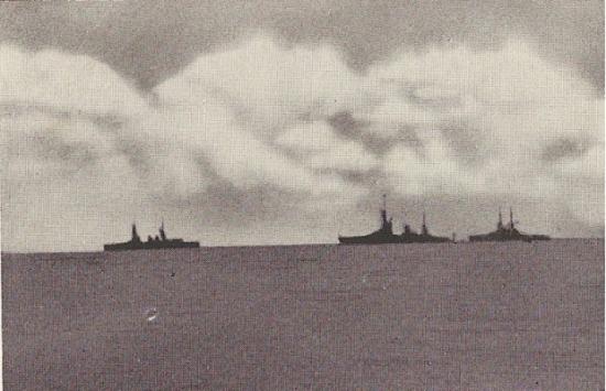 在りし日の大日本帝国海軍