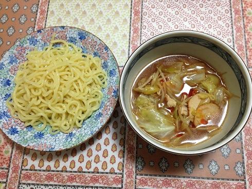 野菜たっぷり大勝軒つけ麺50PNG