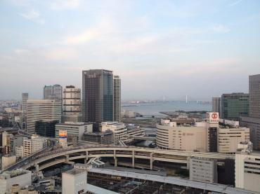 横浜ベイシェラトン