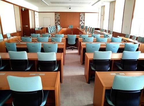 栃木県議会≪第322回 通常会議≫始まりました!