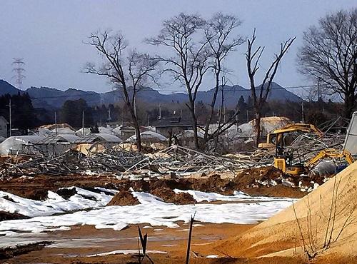 民主党栃木県連≪雪害被害に関する現地調査≫!速報3⑫