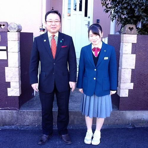 中学校卒業 おめでとう!①