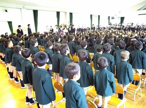 (学)桜が丘学園 ゆたか幼稚園≪平成25年度 卒園式≫へ!