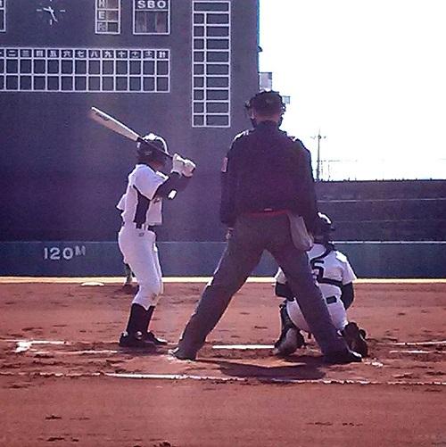 高嶋徹杯争奪戦 さよなら6年生 学童軟式野球交流大会≪開会式≫へ!③